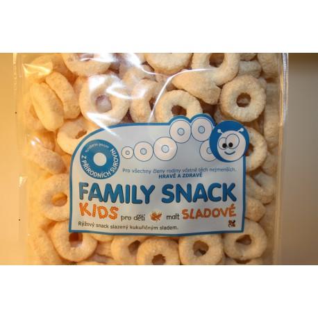 Family snack Kids, sladové