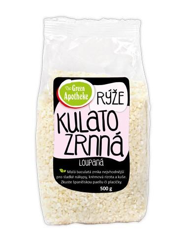Stravitelná sladká rýže