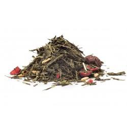 BRUSINKOVO - CITRÓNOVÝ - zelený čaj 1kg