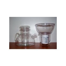Malý filtr FAM1 + konvice, na 800l vody/ FAM1 chlór, antibiotika, hormony,