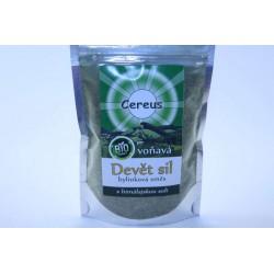 Himálajská sůl + bylinky bez česneku, Bio 120g /slinivka, bez česneku a cibule