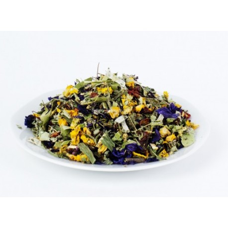 Průduškový čaj od bylináře 50g / účinná směs, dospělí i děti