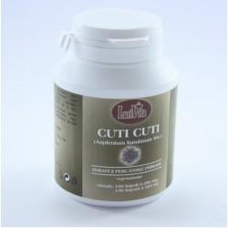 Cuti Cuti kapsle 100x 280mg / / slinivka, cukr, obnova buněk, podle indiánů