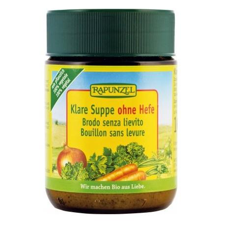 Zeleninový vývar bez droždí, česneku 160g bio / slinivka bez droždí a česneku