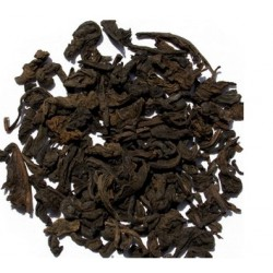 Pu Erh červený čaj 100g / málo teinu - slinivka + spaluje tuk