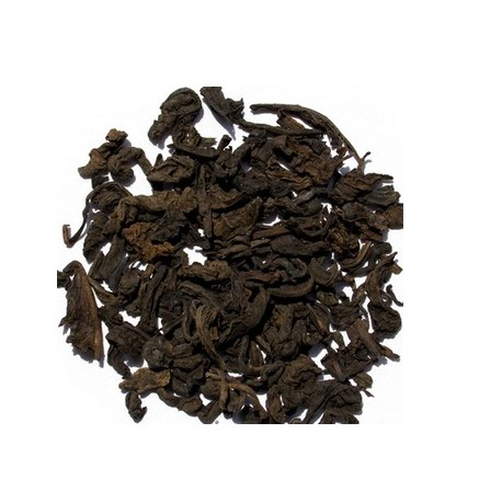 sypaný červený čaj 100%, Pu Erh STD, 100g