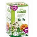 Na žíly, bylinný čaj 40x 1,6g sáčky / čaj na křečové žíly