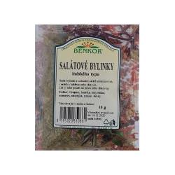 Salátové bylinky 10g / kamkoliv, bez cibule a česneku - slinivka, žlučník