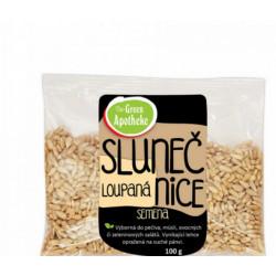 Slunečnice loupaná semena 100g / na chléb, housky, výživná