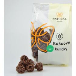 Rýžové kakaové kuličky 150g / sladké, bez lepku