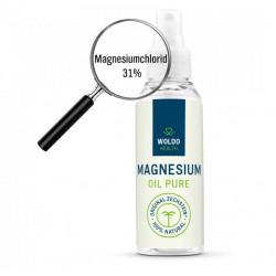 Hořčíkový olej na uvolnění svalů rozprašovač 100ml / čistý tekutý hořčík, nejvyšší kvalita, Německo