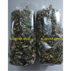 Slinivka čaj - ženy, 75g /poctivý bylinný čaj na slinivku pro ženy, účinný, čistý
