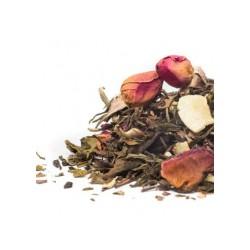 Bílá višeň, bílý čaj 100g