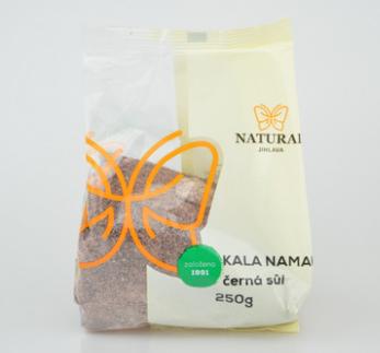 Sůl Kala Namak - slinivka